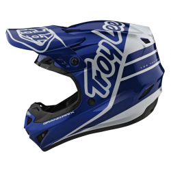 Casque Troy lee design GP Polyacrylite