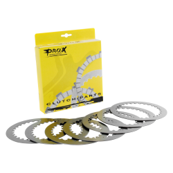 Kit disques d'embrayage lisses Prox 400 450 520 525 530 SXF EXCF KTM