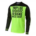Maillot Troy lee design GP raceshop flo yellow