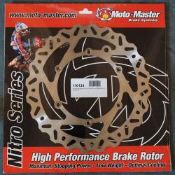 Disque de frein avant Motomaster Nitro series
