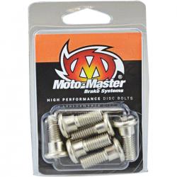 Kit de vis de disque de frein arrière Moto master CR CRF CRF HM