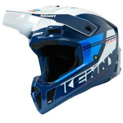 CASQUE KENNY PERFORMANCE PRF 2020 BLUE CANDY NAVY
