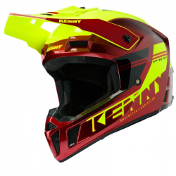 CASQUE KENNY PERFORMANCE PRF 2020 RED CANDY