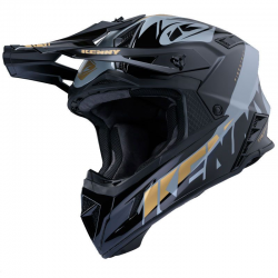 CASQUE KENNY TROPHY GRAPHIC - BLACK GOLD 2020