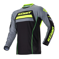 Maillot KENNY 2018 Titanium - Grey Taille S