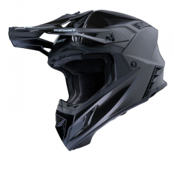 CASQUE KENNY TROPHY SOLID - GLOSSY BLACK METALIC 2020