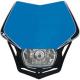 Plaque phare Enduro Racetech V-Face