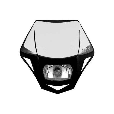 Plaque phare Enduro Racetech Genesis