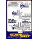 Powernow + SCARY FAST 250 450 CRF Honda / 450 KXF RMZ