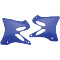 OUIES DE RADIATEURS 125 250 YZ 2002 à 2015 BLEU
