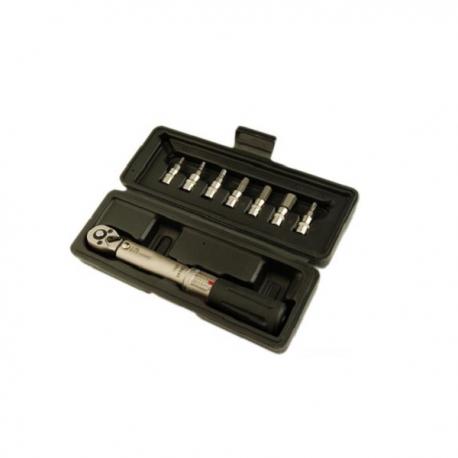 Coffret clé dynamométrique 2-24 Nm