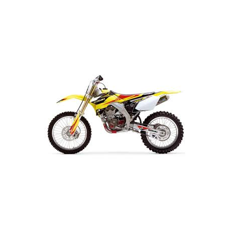 Kit déco One industrie 450 RMZ 2005 à 2007