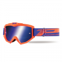 Lunettes PROGRIP ATZAKI Orange / bleu
