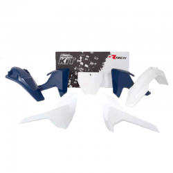 Kit plastiques Rtech HUSQVARNA 5 éléments