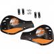 Protèges mains ENDURO ENGINEERING Noir / orange