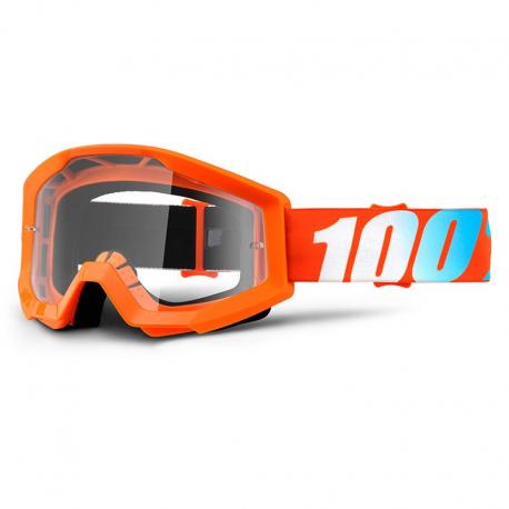 Lunettes 100% Strata orange