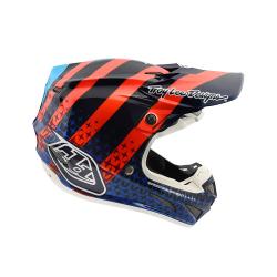 Casque Troy lee design SE4 Carbon Streamline helmets TLD - Size LG