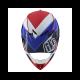Casque Troy lee design SE4 Polyacrylite Beta red/blue helmets TLD - Size SM