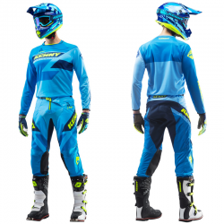 Tenue KENNY Track 2019 - Full blue Taille 28 / S