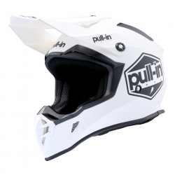 CASQUE PULL-IN SOLID WHITE ADULTE 2020