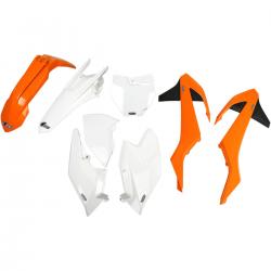 Kit plastiques UFO KTM 5 éléments