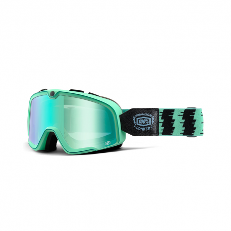 Lunettes 100% Barstow Ornemental Conifer 16 - Mirror green