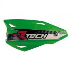 Protège-mains Vertigo Vert avec kit montage RTECH