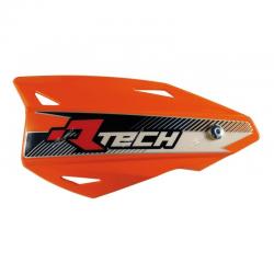 Protège-mains Vertigo Orange avec kit montage RTECH