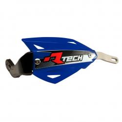 Protège-mains Vertigo Bleu alu sans kit montage RTECH