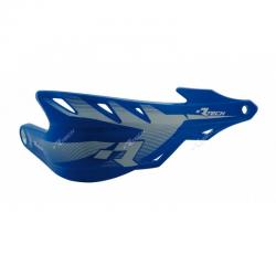 Protège-mains Raptor Bleu avec kit montage RTECH