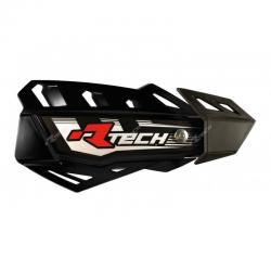 Protège-mains FLX Noir avec kit montage RTECH