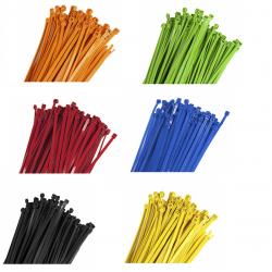 Collier nylon 4,8 x 280 mm - 100 pièces RTECH