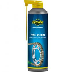 Lubrifiant chaine Putoline Tech Chain Aerosol 500 ml