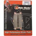 Plaquettes de frein Moto master Nitro Sinter avant 65 80 85 YZ
