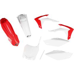 Kit plastiques UFO HONDA 5 éléments