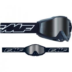 Masque FMF Rocket Black - écran argent miroir