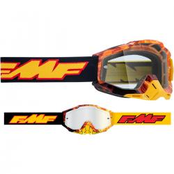 Masque FMF Spark - écran tranparent
