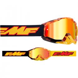 Masque FMF Spark - écran rouge miroir