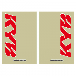 Stickers de protection fourche KAYABA