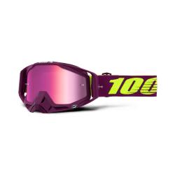 Lunettes 100% Racecraft KLEPTO - Ecran violet