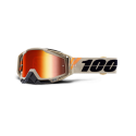 Lunettes 100% Racecraft POLIET - Ecran rouge