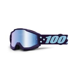 Lunettes 100% Accuri MANEUVER - Ecran bleu