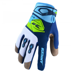 GANTS KENNY TRACK ADULTE 2020 TAILLE 11 CYAN NEON YELLOW