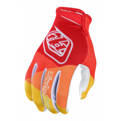 Gants Troy lee design AIR JET RED/YELLOW