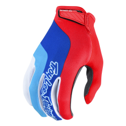 Gants Troy lee design PRISMA RED/BLUE