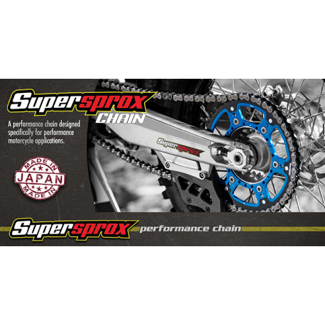 Chaine Supersprox G420-MXT 134 m