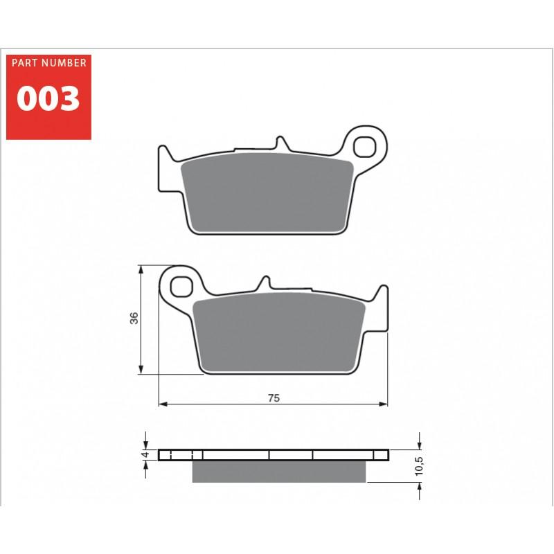 plaquettes de frein rm rmz suzuki avant arri re motocross enduro. Black Bedroom Furniture Sets. Home Design Ideas