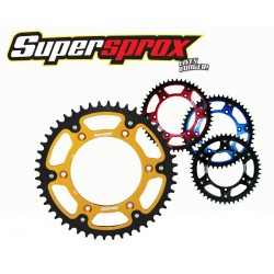 COURONNE SUPERSPROX ALU SUZUKI