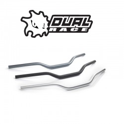 GUIDON SANS BARRE OVERSIZE 28.6 MM DUAL RACE