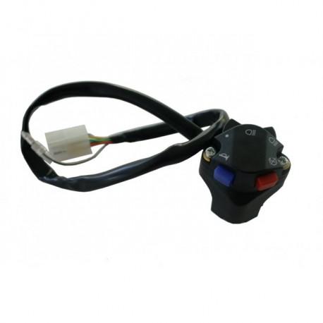 Coupe circuit / interrupteur feu DUAL RACE KTM EXC EXCF / HVA TE FE / GAS GAS EC ECF